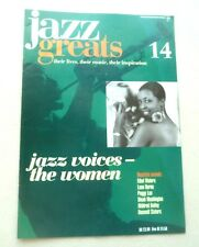 ETHEL WATERS LENA HORNE JAZZ GREATS THEIR LIVES THEIR MUSIC THEIR INSPIRATION