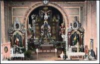TRIBERG Walfahrtskirche alte AK um 1920 Innenansicht Inneres der Kirche alte AK