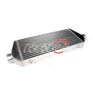 "Universal Type-L Turbo Aluminum Intercooler 400HP/2.5"" Inlet Outlet/20""x2.5""x9"""