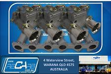 Chrysler Valiant Slant 225 - New GENUINE WEBER Triple 45 DCOE Carburettor Kit
