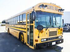 2006 Bluebird School Bus-111K Miles on Catepillar 7.2 L Diesel -Dual Rear Axel