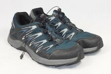 Salomon Women's XA COMP 7 CS WP Grey/Blue/Lucite Shoes UK 12.5/ EU 46/ 1843