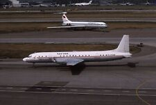 Original colour slide IL-18 YR-IMG of Tarom
