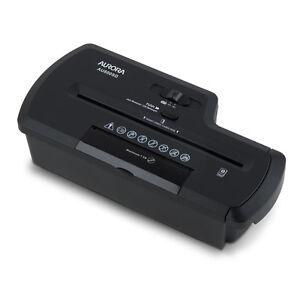 Aurora AU800SD Professional Strip Cut Paper Shredder /CD / Credit Card Shredder