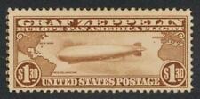UNITED STATES (US) C14 UNUSED REGUM F-VF $1.30 ZEPPELIN