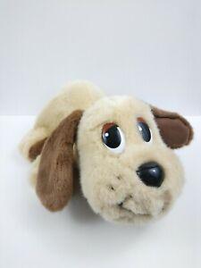 "Mattel Pound Puppies Plush 12"" Toy Interactive Dog Moves Whimper Bark 2004"