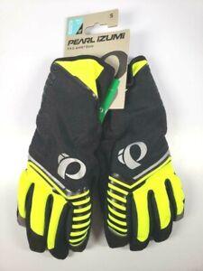 Pearl Izumi P.R.O. AmFIB Cycling Glove Mens Small Screaming Yellow