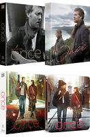 Once - Blu-ray Steelbook Full Slip, Lenticular, Quarter 1/4 Edition (2018) NOVA