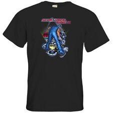 Unifarbene Herren-T-Shirts in Größe 5XL Schrauber