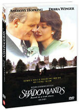 Shadowlands (1993) Anthony Hopkins / DVD, NEW
