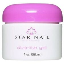 Star Nail Starlite UV Gel Clear 1 oz (28 g)