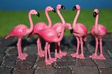 Playmobil Tiere 6 Flamingos   Zoo Tierpark