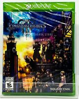 Kingdom Hearts III 3 - Xbox One - Brand New | Factory Sealed