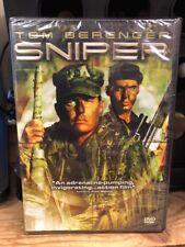 Sniper (DVD, 1998) Tom Berenger Brand New Sealed