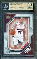 Stephen Curry Rookie Card 2009-10 Upper Deck Draft #34 BGS 9.5 (9.5 9.5 9.5 9.5)