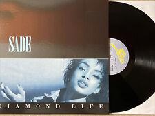 sade Diamond Life LP EU 2020 180 gram vinyl Smooth operator your love Is King