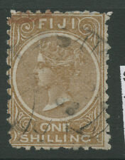 Fiji SG64 1881 1s pale brown Used