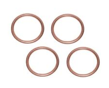 Set Of 4 Kawasaki New K&L Exhaust Pipe Muffler Gasket 0133-007X4