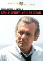 Harry O: Smile Jenny, You're Dead [New DVD]