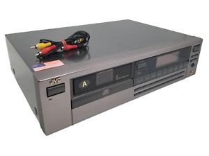 Vintage 1992 JVC 6 Disc Automatic Changer CD Player Model XL-M507TN w/ Magazine
