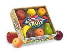 Melissa & Doug Play Time Produce Farm Fresh Fruit #4082 - New
