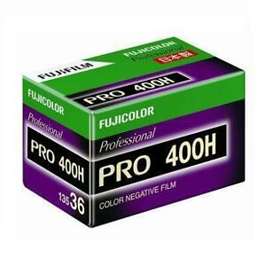 Fuji Fujicolor PRO 400H 36 exp 35mm Color Negative Film EXP: 01/2023 From JAPAN