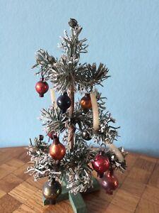 Weihnachtsbaum Christbaum Puppenstube Puppehaus 1:12  dollhouse  christmas tree