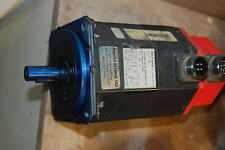 GE Fanuc, A06B-0513-B504 #7008, 85v, 3ph, 2000 RPM,  Repaired by Fanuc USA