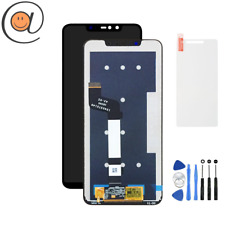 "Ecran LCD + Vitre tactile Xiaomi Redmi Note 6 Pro Noir - 6.26"" - M1806E7TG"