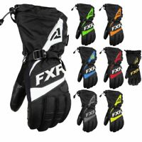 FXR Racing F20 Fuel Mens Skiing Winter Cold Weather Snowmobile Gloves