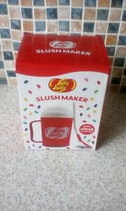 Jelly Belly Instant Slushy Maker Cup NEW NEVER USED