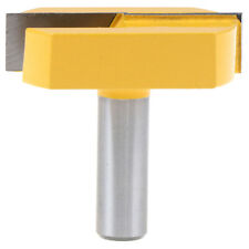 """New 1/2"""" Shank 2-1/4"""" Bottom Cleaning Router Bit Woodworking Milling Cutter T BB"""
