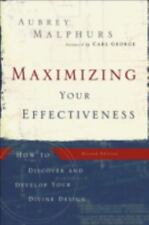 Maximizing Your Effectiveness: How to Discover and Develop Your Divine Design, 2