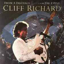 CLIFF RICHARD - From A Distance: The Event (LP) (VG+/VG+)