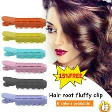 1/2pcs Volumizing Hair Root Clip Curler Roller Wave Fluffy Clips Styling Tools