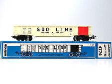 Gondola 67643 der SOO LINE,4774,Märklin H0,OVP,TOP,FH