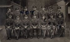 WW2 Officer Group Royal Fusiliers ATS Anti Aircraft Command Swindon