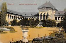 B78071 pavilionul regal din parcul carol  bucuresti    romania