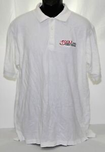 Golf dot Com World Amateur Handicap Championship Antigua Polo Shirt Mens Large