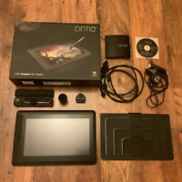 Wacom Cintiq 13hd Creative Pen & Touch Display DTH1300