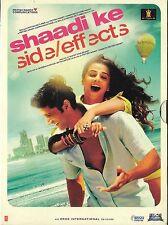 SHAADI KE SIDE EFFECTS - FARHAN AKHTAR - VIDYA BALAN - NEW BOLLYWOOD DVD