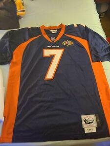 Mitchell Ness M&N authentic Denver Broncos John Elway jersey 1997 sz 52 XXL 2XL