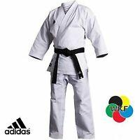 ADIDAS Karate Kumite Gi 210cm K220SK Kimono Brand New