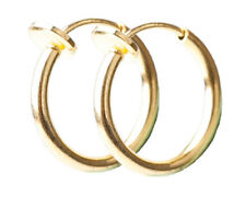 Fashion Colourful Earrings Magnetic Clips On Earrings No Piercing Big Round New