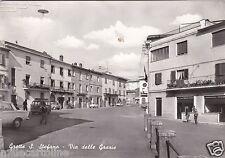 # GROTTE S. STEFANO: VIA DELLE GRAZIE  - 1967