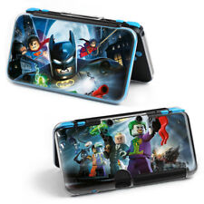 Lego Batman Superman - Clip-On Hard Case Cover For NINTENDO 2DS XL