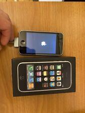 Apple iPhone 3G - 8GB - Black (AT&T) iOS 4.0.2