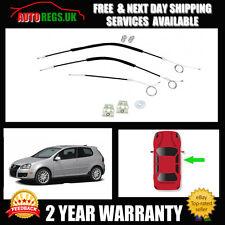 VW Volkswagen Golf Mk5 Front Right Window Regulator Repair NEW 3 Door only