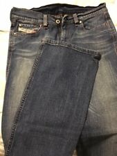 """Diesel Jeans Rame Bootcut Size 27 - 32"""" Inseam - Italy- Classic 5 Pocket EUC"""