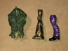Marvel Legends Build-A-Figure BAF Parts lot legs and torso loose